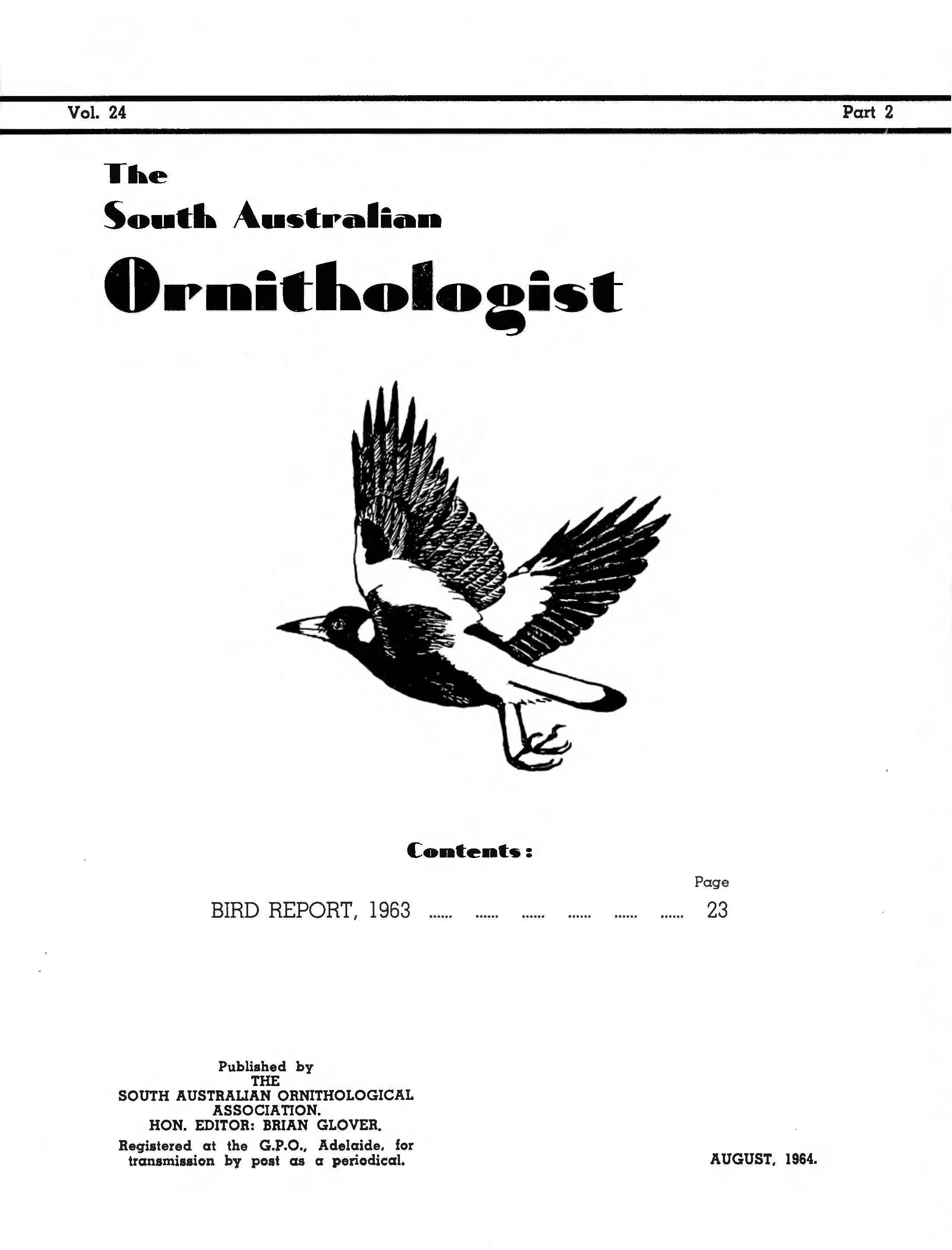 how to become an ornithologist in australia